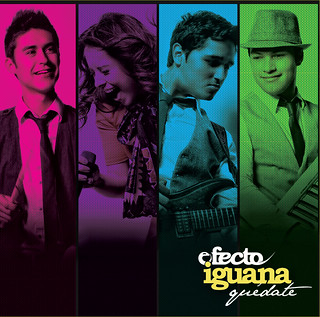Unofficial Artwork Cover for Efecto Iguana
