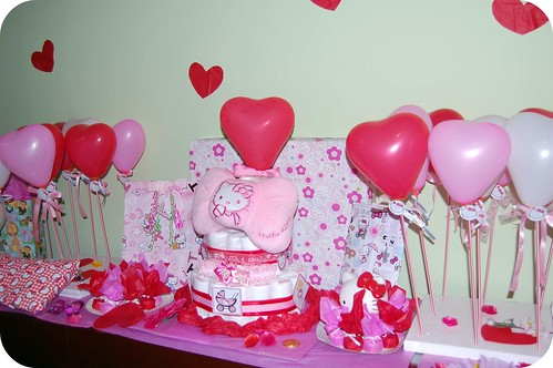 feb 4 2012 my babyshower hello kitty theme babygaga