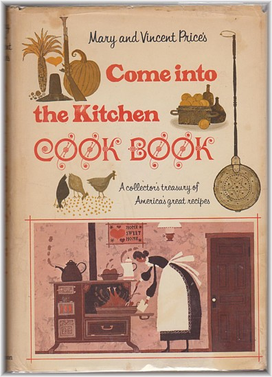 Mary and Vincent Price Cookbook
