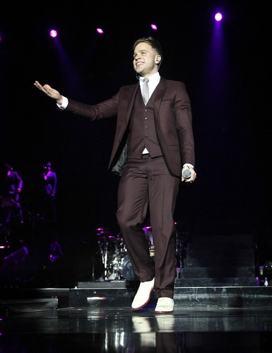 Olly Murs at Manchester Arena