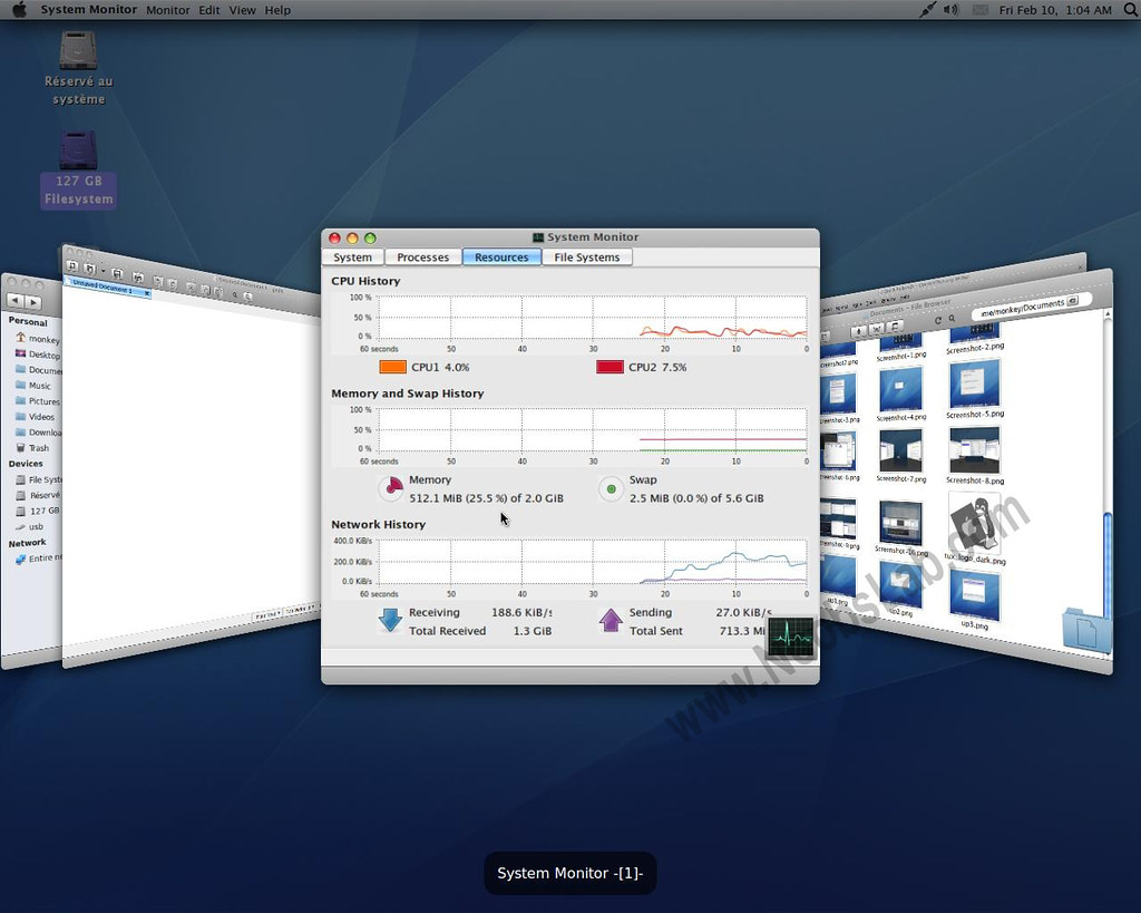 Download Free OS X 11 10 Alternative of MacBuntu 11 10 (Only
