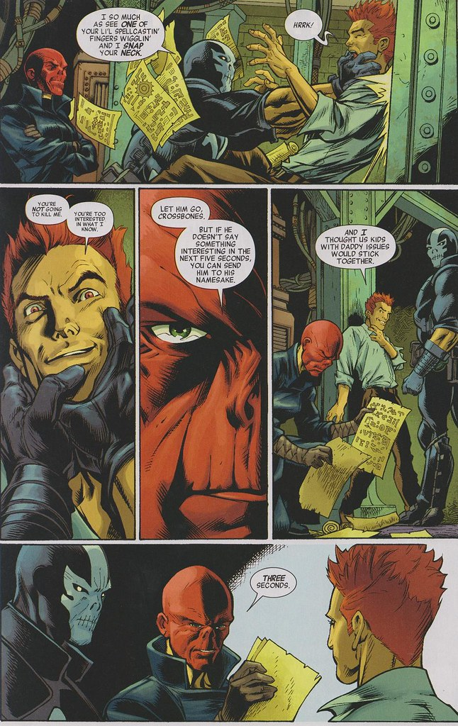 fear itself the fearless #9