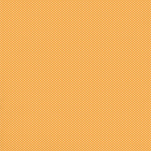 4-tangerine_BRIGHT_TINY_DOTS_melstampz_12_and_a_half_inches_SQ_350dpi