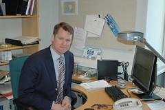 Gustaf Lind - Arctic Council SAO Chair