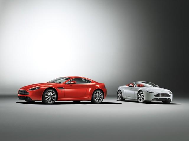 Aston Martin Vantage 2012
