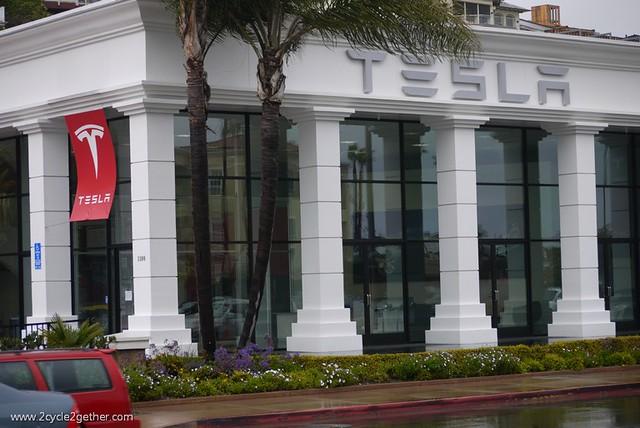 Tesla, Laguna Beach
