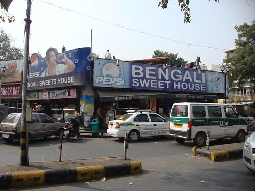 Bengal Market Delhi Sweet