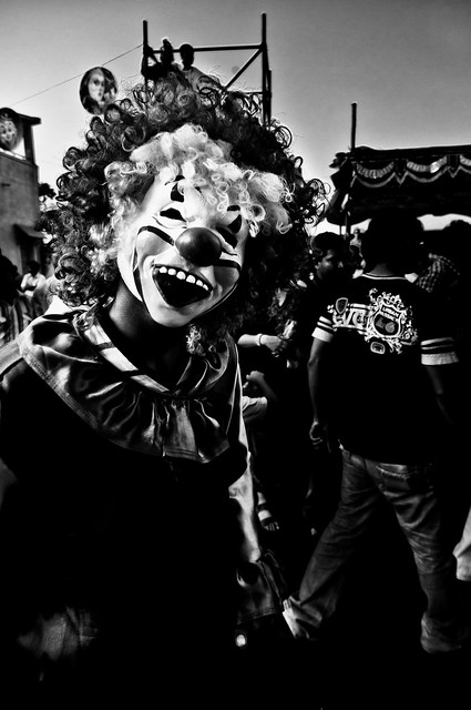 Goa Carnival, The joker in the Pack