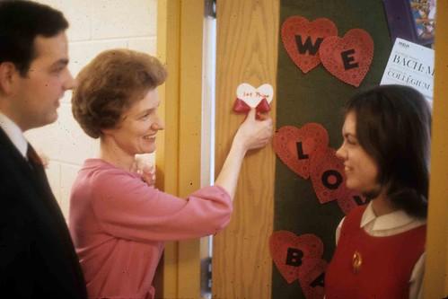 1969 Valentines Day -  D Foust, J Gerig, S Miller w