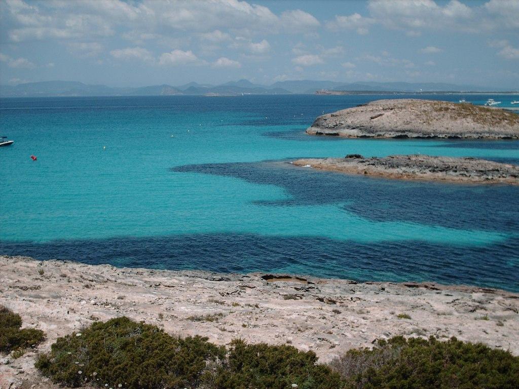Formentera playa Illetes