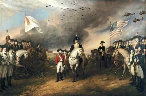 Cornwallis's Surrender at Yorktown 2