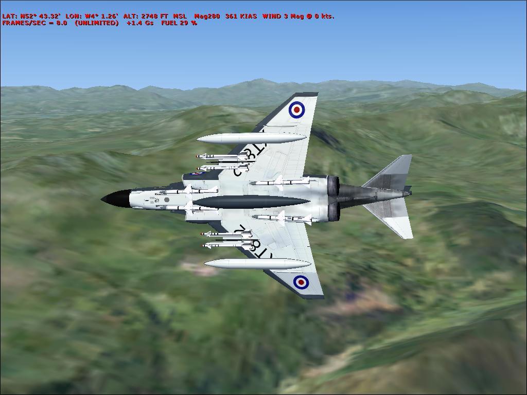 FlightSim FS9/FSX Screenshots - FighterControl
