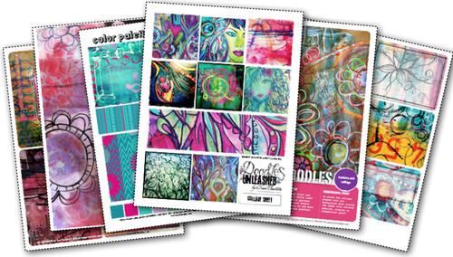 doodles unleashed printable giveaway
