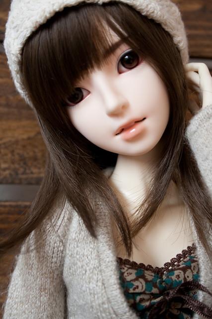 Oasisdoll Yaoyue SD BJD TATA's Paradise wig