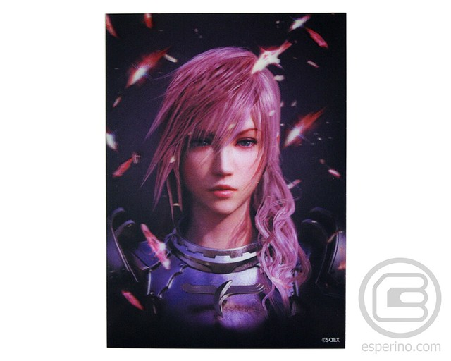 Final Fantasy XIII-2 Limited Collector's Edition Unboxing