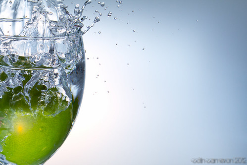 Lime splash 2