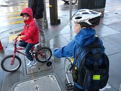 Bike to School 2012