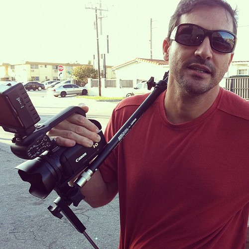 That Camera Is Holding a Hot Guy