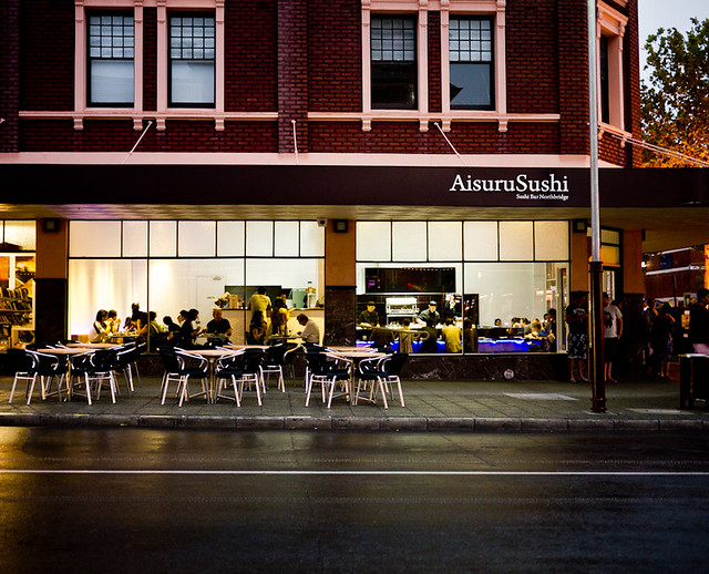 Aisuru Sushi, Northbridge