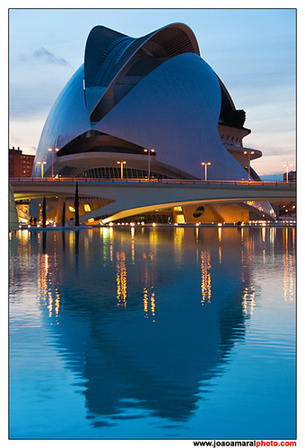 Palau de les Arts by joaoamaralphoto