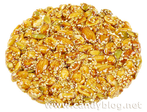 Las Trojes Pepitoria Mixed Seeds Brittle