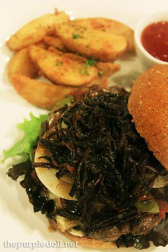 La Mancha Burger P590