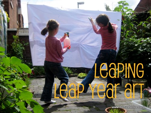 leap year activities 1