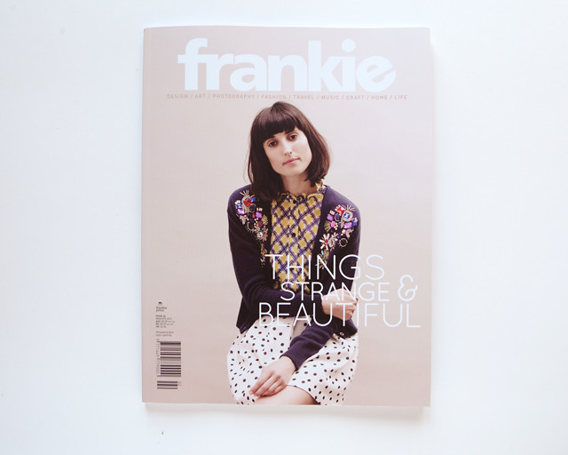 en Frankie magazine