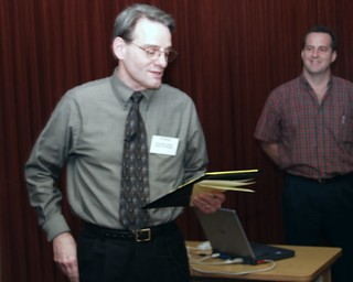 Pastor Phil Bickel