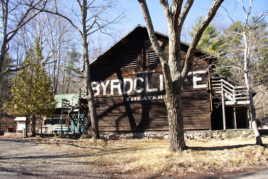 Byrdcliffe Theatre Woodstock, NY | Woodstock Byrdcliffe Guil
