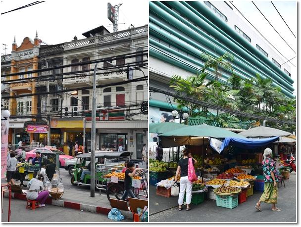 Pedestrians & Peddlers @ Bang Rak