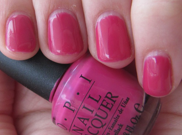 OPI - Gel Color Manicure - Pink Flamenco | Flickr - Photo Sharing!