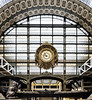 Orsay museum - The clock by Laurent photography