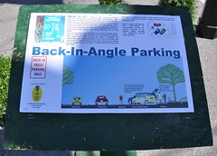 Back-In-Angle Parking