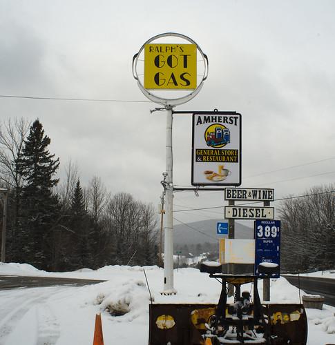 Ralph's Got Gas