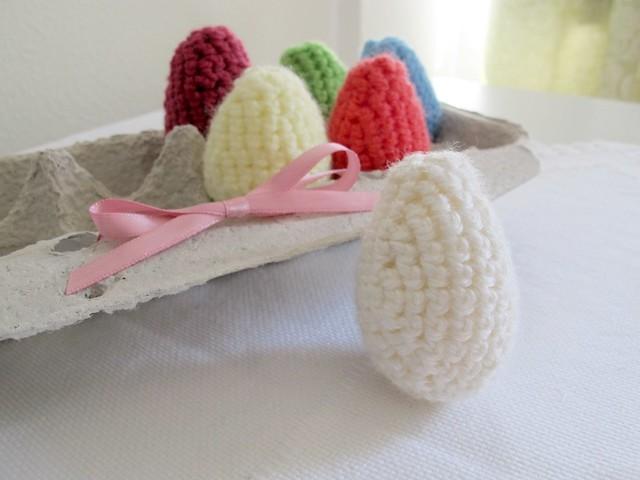 Ovos de pascoa amigurumi passo-a-passo Flickr - Photo ...