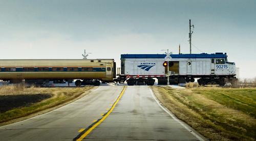 Amtrak Hiawatha by Ricky L. Jones Photography