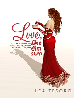 """Love, Like Dim Sum"" book cover"