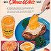 kraft cheez whiz 1955 by it's better than bad