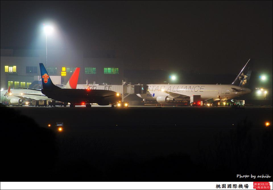 全日空JA614A客機010