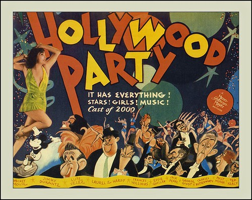 HollywoodParty_MoviePoster_1934