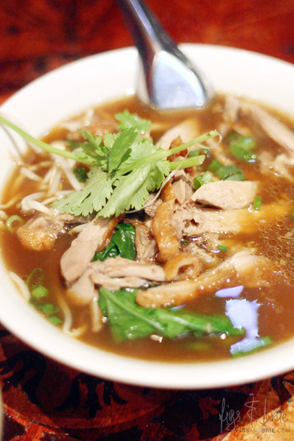 Duck Noodle Soup, Missy K