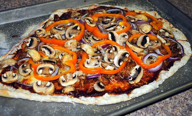 Really simple homemade pizza | Crazy Jamie's Blog