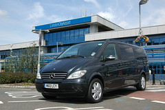 Quay Cars Chauffeur service at London City Airport (1)