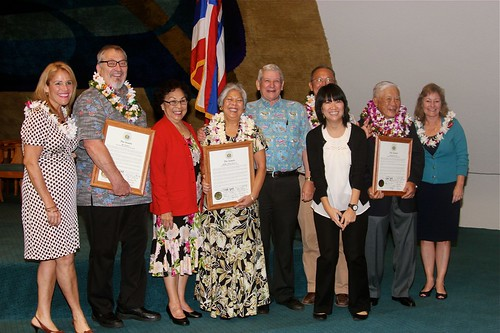 Hawaii Business Hall of Fame Laureates