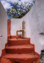 La Calera - Red Stairs