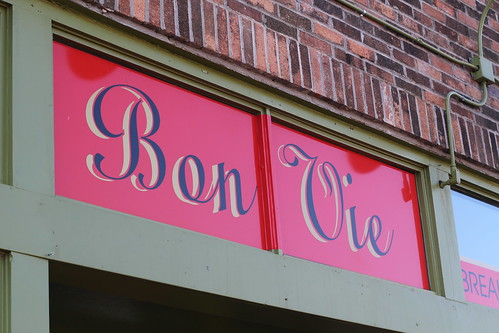 Outside Bon Vie