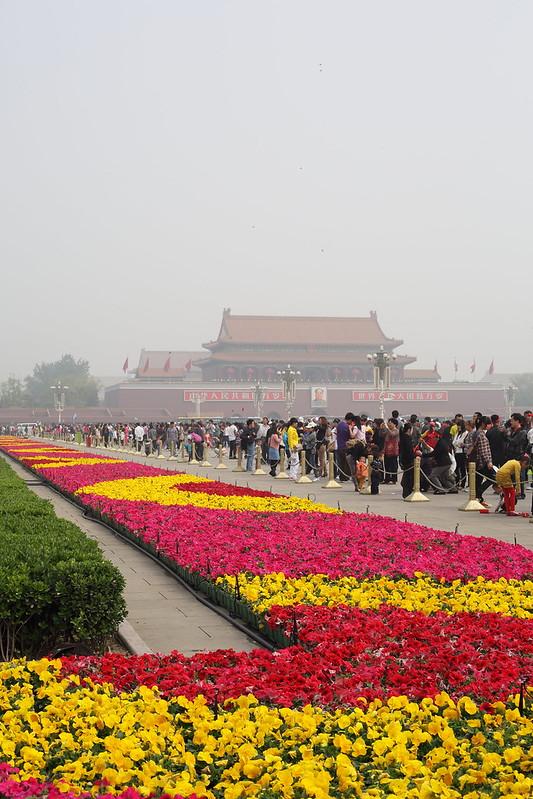 Tiananmen Square 広場