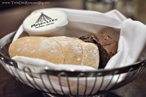 Bread Basket at Mystic Steakhouse ~ Prior Lake, MN