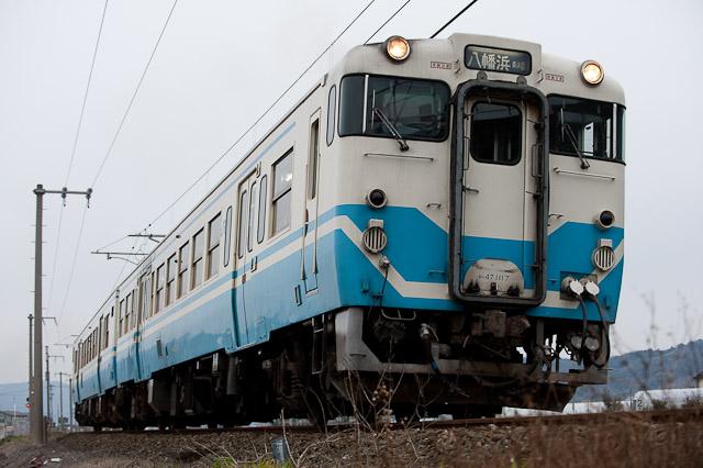 JR四国 予讃線 キハ47